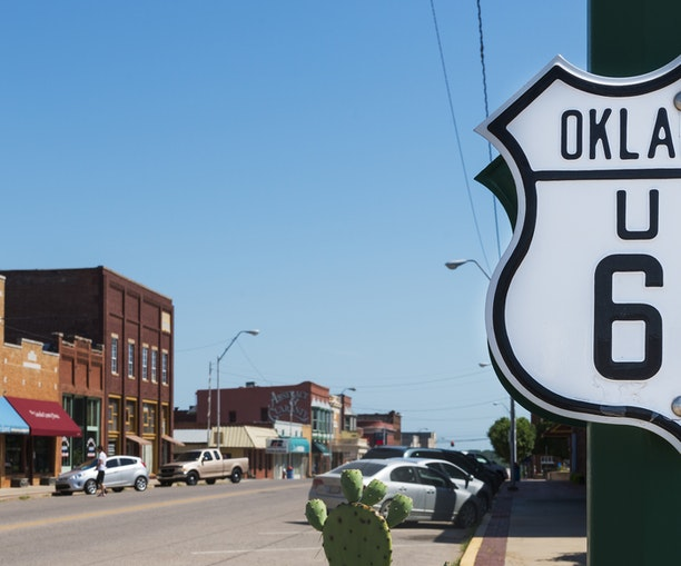 Put a New Twist on Route 66—Make It an American Whiskey Road Trip