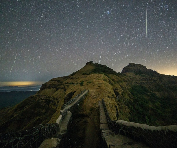 The Brightest Meteor Shower of the Year Is Happening Soon