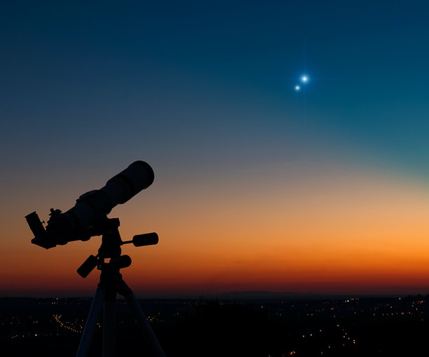 Jupiter and Saturn Will Be Closest in Centuries on Winter Solstice