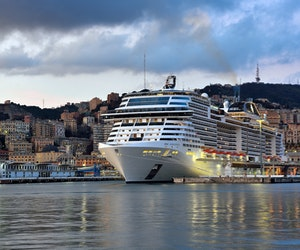 First Mediterranean Cruise Sets Sail With Mandatory Coronavirus Tests