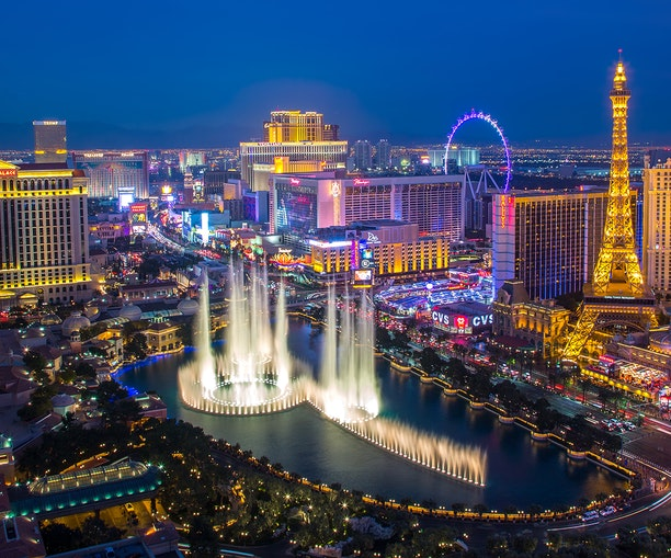 Why You Should Go to Las Vegas This Winter