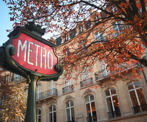 Why You Should Go to Paris This Fall   France
