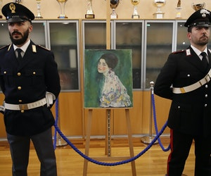 Portrait Found in Gallery's Walls Verified as Missing Klimt