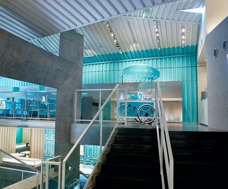 An Inside Look at Japan's New Cat-Themed Tiffany Cafe and Concept Store   Japan