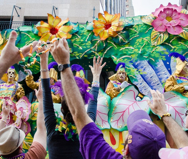 Everything You Need to Know About Mardi Gras