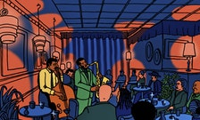 A Comic's Trip to Kansas City: The Search for Jazz, Barbecue, and Diversity