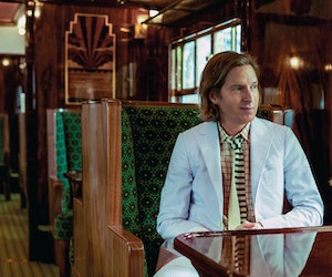 Wes Anderson Designed a Train Carriage—and It Looks Like Something out of His Movies