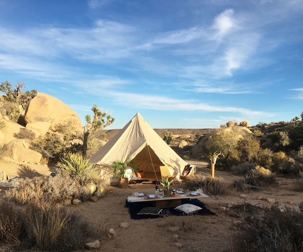 Here's What the Future of Glamping Looks Like