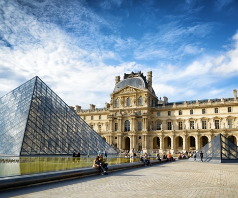 I.M. Pei, Visionary Architect Who Designed Louvre Pyramid, Is Dead at 102 Paris