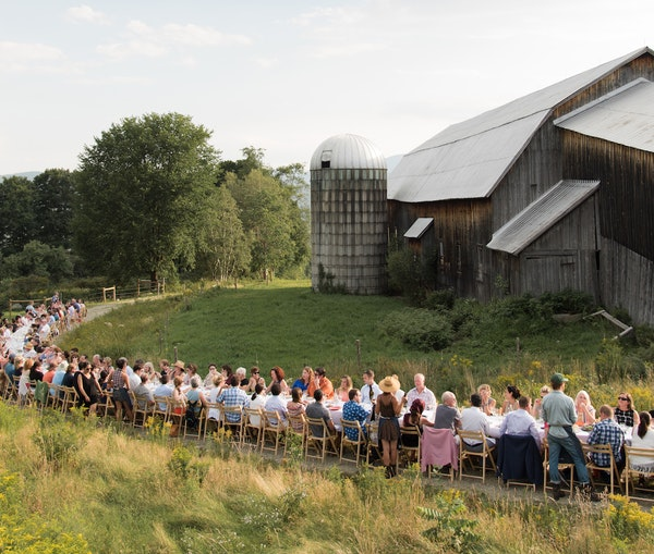 These Dreamy Farm Dinners Are What the World Needs Right Now
