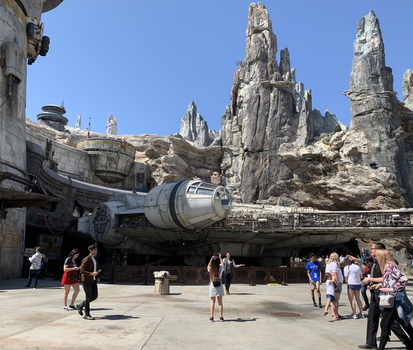 """The Secret to """"Star Wars"""": Galaxy's Edge Is Ignoring Everything You Think You Know"""