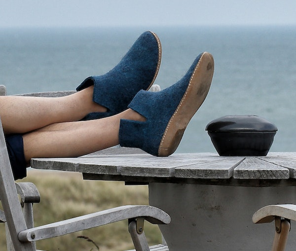 The World's Best Travel Shoe Is a Slipper From Denmark
