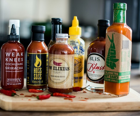 9 Out-of-This-World Hot Sauces Worth Traveling For  Florida