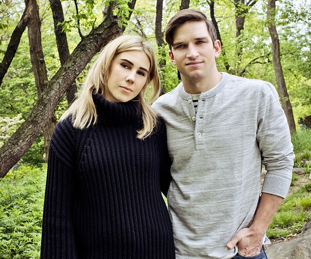 How I Live: Zosia Mamet and Evan Jongikeit On Why the Upper West Side Feels Like Home