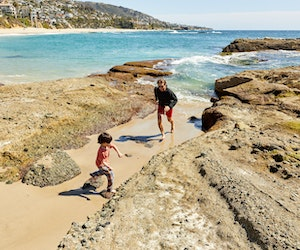 Distinctive California Experiences for Kids