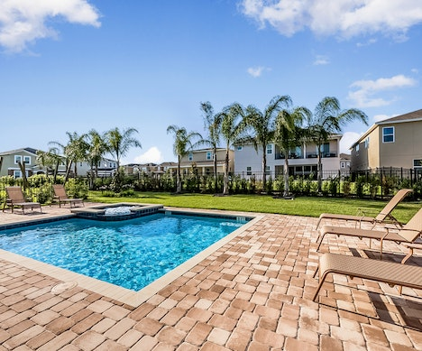 A Vacation Home For Your Entourage Orlando