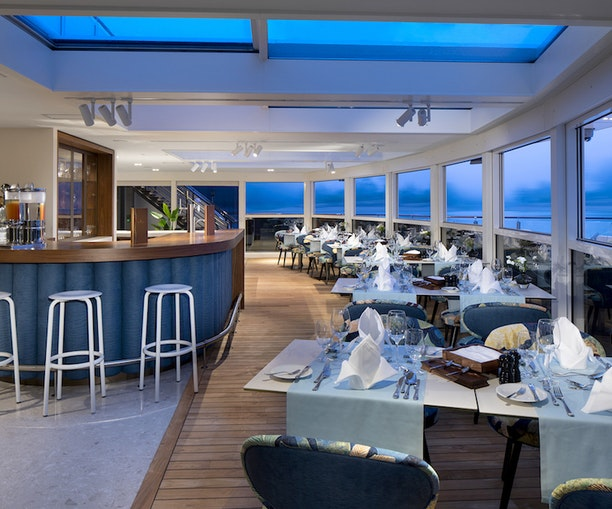 Europe's Most Decked-Out New River Cruise Ship Sets Sail