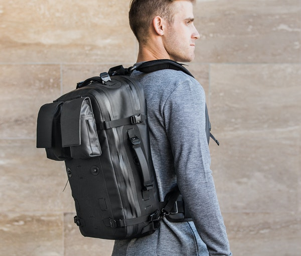 One Bag to Rule Them All: The New Backpack That Adapts to Your Travel Needs