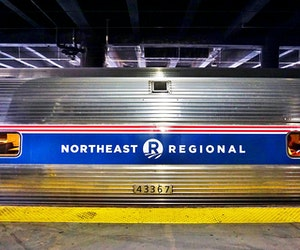 Amtrak Is Adding Private Rooms to Overnight Northeast Regional Trains