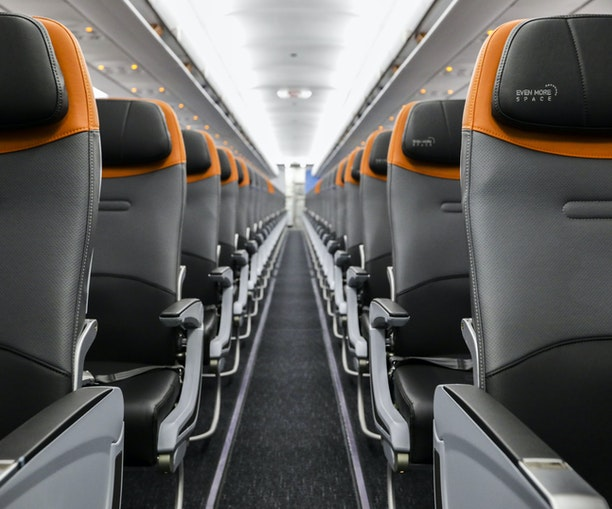 JetBlue Performs Seat Comfort Magic With Newly Redesigned Airbus