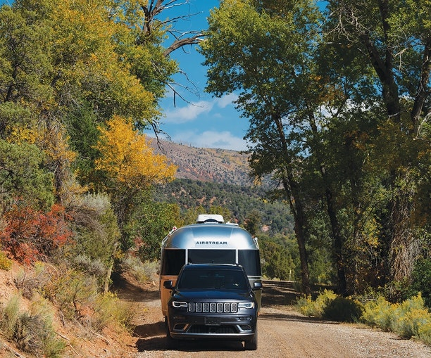 The Newest Airstream Is Custom-Built for Working From the Road