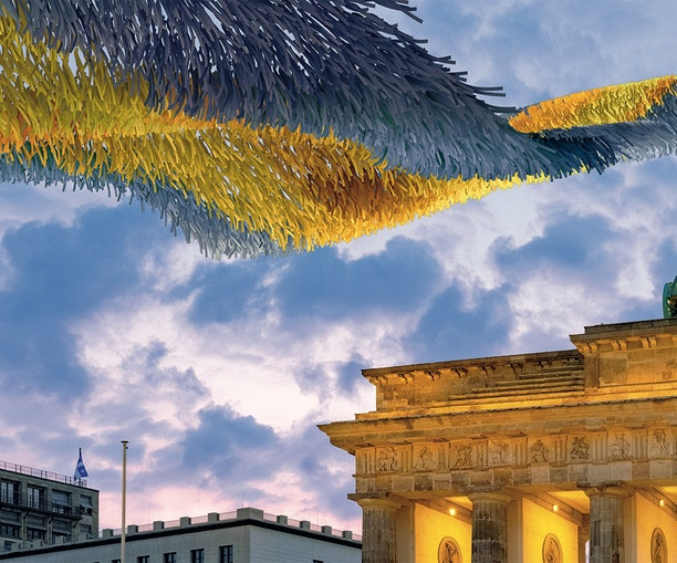 The Border Wall That Was: Berlin Wall Festival Honors the 30th Anniversary of the Fall