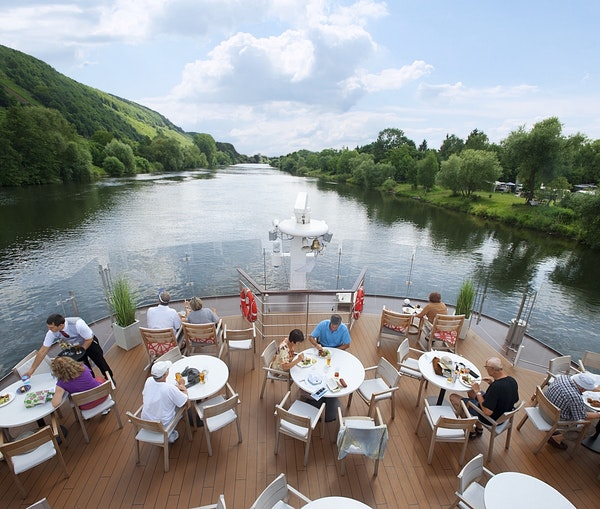 Serenity Now: These Are the Cruise Lines Going Totally Kid-Free