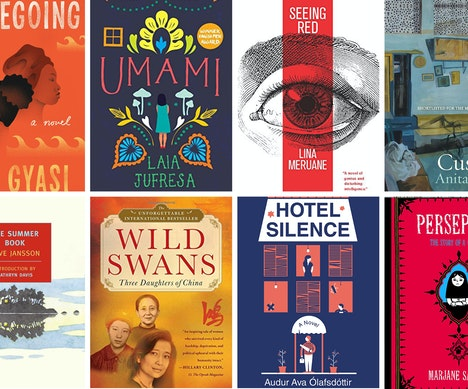 Your Year in Travel Reading: 12 Books by Female Novelists From Around the World   Iceland