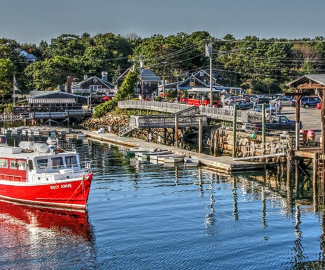 This Small Town Is the Perfect Place to Eat Lobster in Maine  Maine