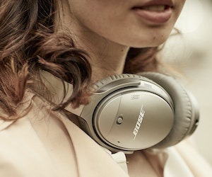 These Noise Canceling Headphones Are Perfect for Both WFH and Flying