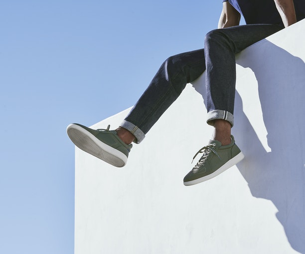 Rothy's Just Launched Its First-Ever Line of Men's Footwear
