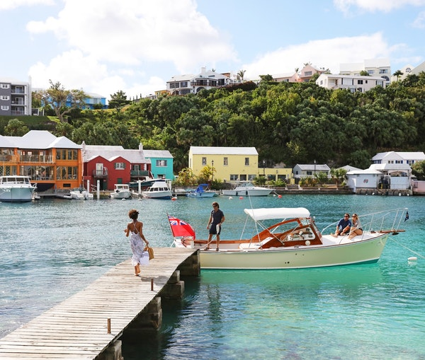 There's a Season for Everything in Bermuda