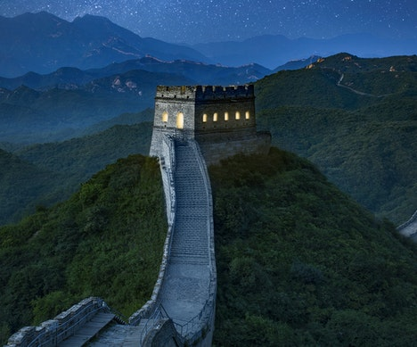 Airbnb Cancels Glamping Trip on the Great Wall of China Beijing