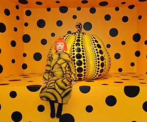 Yayoi Kusama Will Debut New Artworks at Major U.S. Exhibit in 2020
