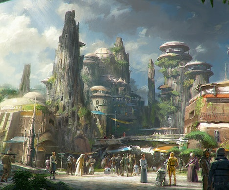 """Star Wars"": Galaxy's Edge Is Now Open in California—Here's Everything You Need to Know Orlando"