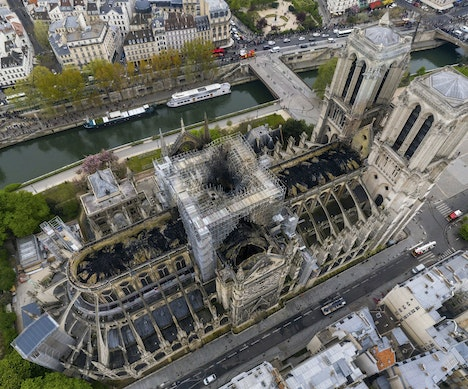 What Will It Take to Rebuild Notre-Dame Cathedral? Paris
