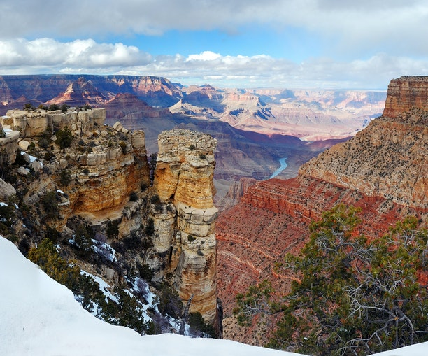 Find Your Winter Wonderland in These 6 Stunning National Parks
