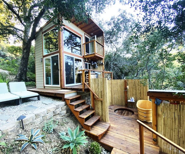 11 Tiny Vacation Homes You Can Rent