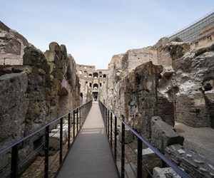 Colosseum's Underground Passages Reopen to Public