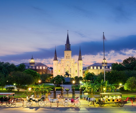 Why You Should Go to New Orleans This Winter New Orleans