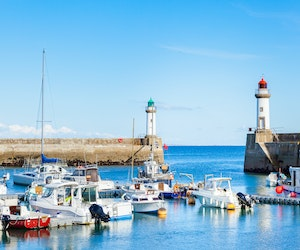 This Beautiful Region of France Is Best Seen From the Sea