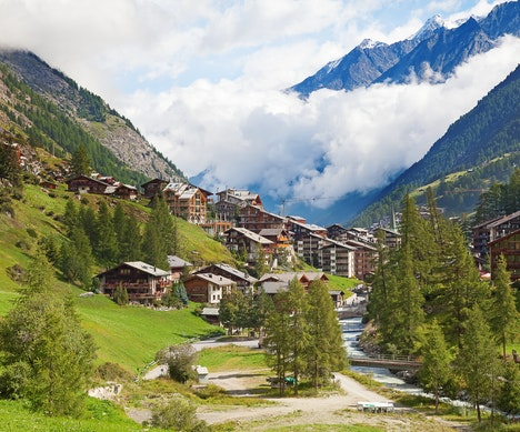 Gorgeous Summer Destinations Where Your U.S. Dollar Will Go Far   Switzerland