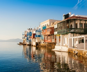The Best Time—and Ships—for Sailing the Greek Islands
