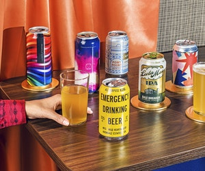 Artsy Cans of Craft Beer That Prove Aluminum Is All Grown Up