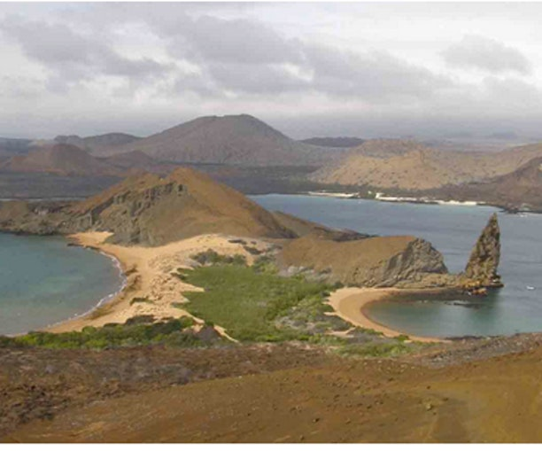 Small Ship Cruises: The Galapagos