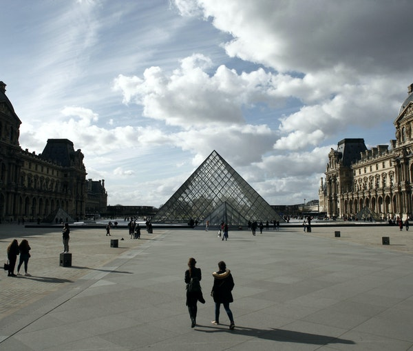 Paris's Eiffel Tower and Louvre Museum Reopen to Visitors
