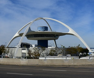 LAX Is Considering Plans to Turn This 1960s Building Into Part of an Airport Hotel