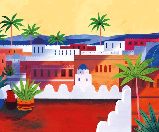 """The Moroccan City Henri Matisse Called a """"Painter's Paradise"""""""