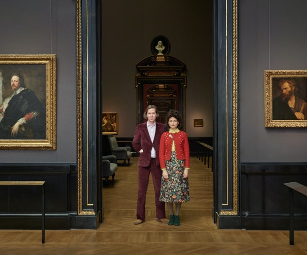 Wes Anderson's First Curated Exhibit Is Coming to Vienna