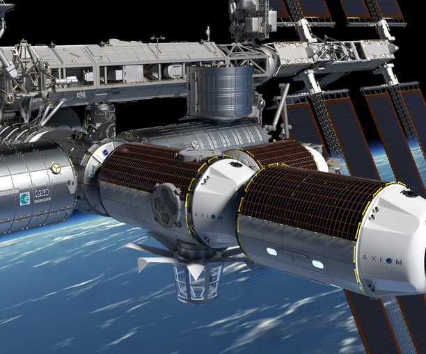 You'll Be Able to Travel to the International Space Station by 2020